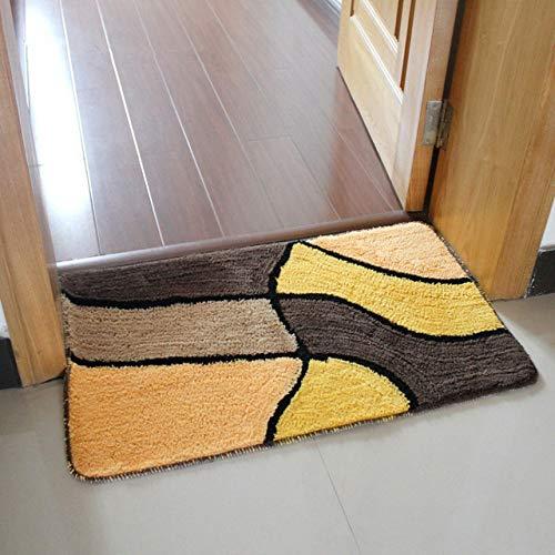 KEAINIDENI toiletmat goedkoop bad mat deuropening tapijten vloer tapijten, anti-slip bad mat keuken tapijt alfombras, badkamer tapijt toiletmat, gratis verzending, Kafeihuaduo, ongeveer 45x70cm