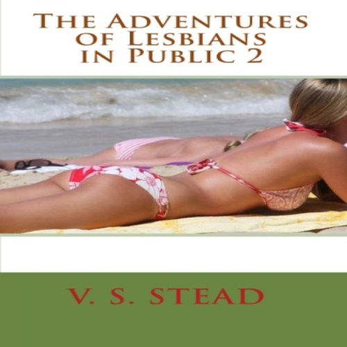 The Adventures of Lesbians in Public 2 audiobook cover art