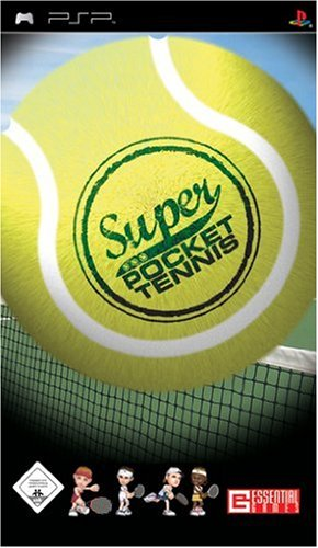 Super Pocket Tennis (PSP) Englisch