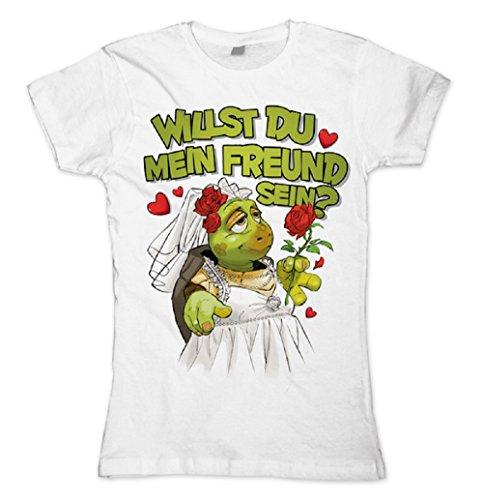 Preisvergleich Produktbild Sascha Grammel Josie Willst Du Mein Freund Sein Girlieshirt Größe / Size S M L XL XXL (M)