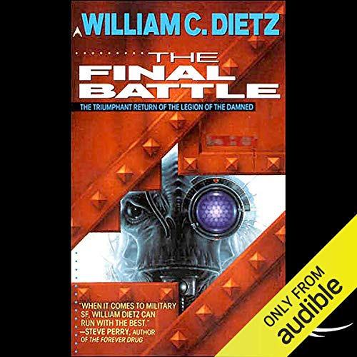 The Final Battle audiobook cover art