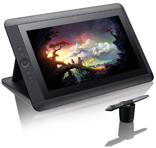 Wacom Cintiq 13HD Pen Display - versión europea - italiano,...