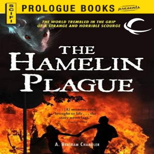 The Hamelin Plague audiobook cover art