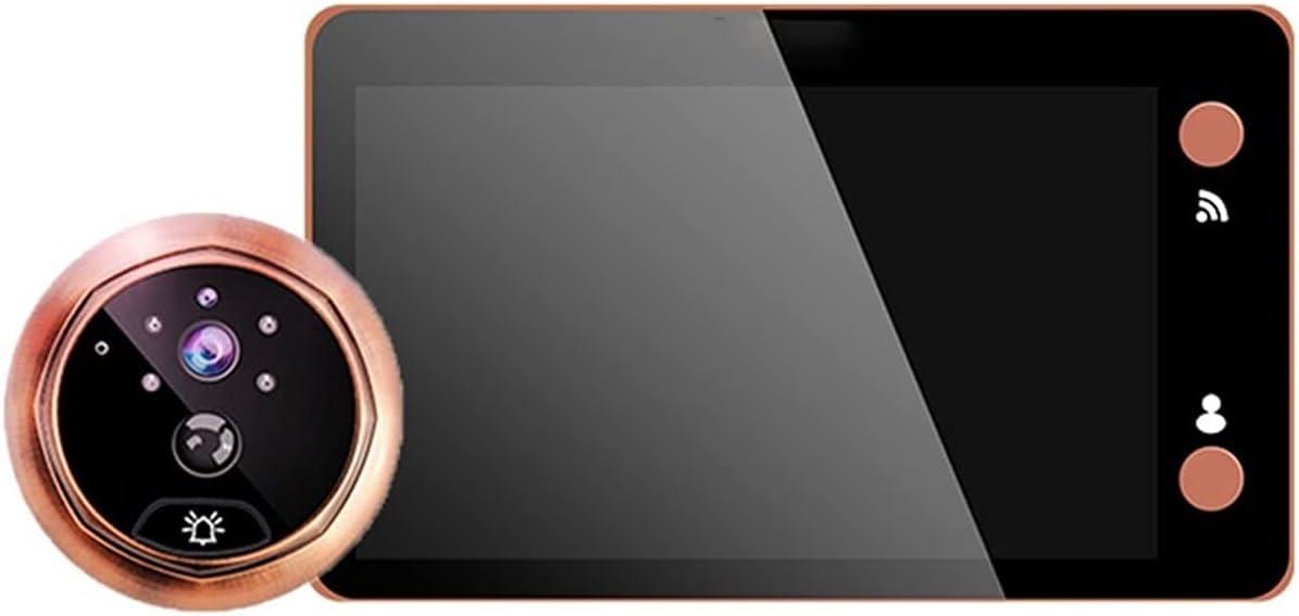 LYLY WiFi Video Doorbell Japan's largest assortment Monitor Sy Intercom Max 47% OFF Door Phone
