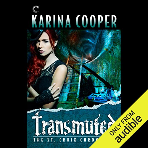Transmuted audiobook cover art