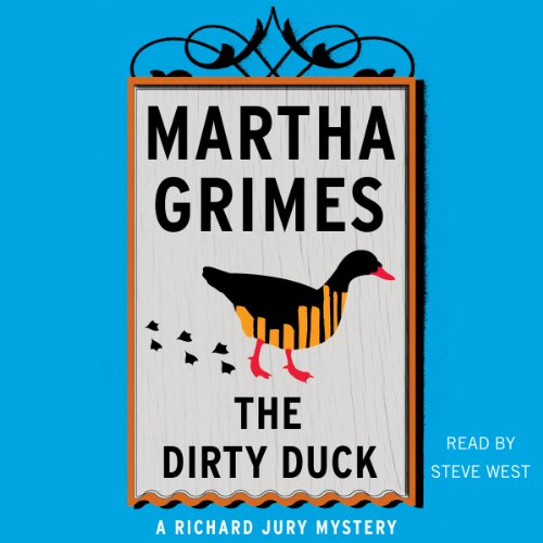 The Dirty Duck audiobook cover art