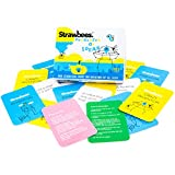 Strawbees Pocketful of Ideas STEM Challenges, 105 Cards