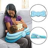 FENGZ Cuscino per Bambini Cuscino Regolabile Modello Cuscino per Allattamento Cuscino per Neonati Cura...