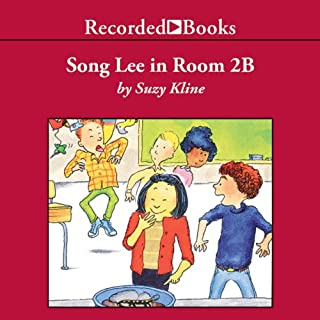 Song Lee in Room 2B audiobook cover art