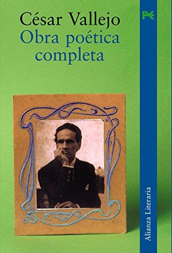 Obra poética completa (Alianza Literaria (Al))