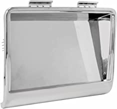 Grand General 67810 Plastic Chrome CB Tray Trim Plate for Freightliner