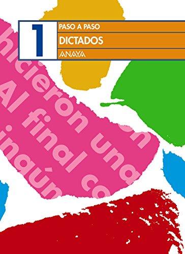 Dictados 1 (Paso a paso) - 9788466751292