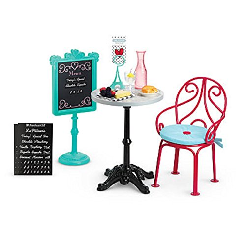American Girl Grace - Grace's Bistro Set for Dolls of 2015