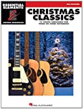 Christmas Classics: Essential Elements Guitar Ensembles Mid-Beginner Level