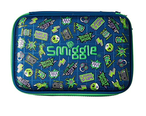 Smiggle Pencil Case Express Double-Up Hardtop