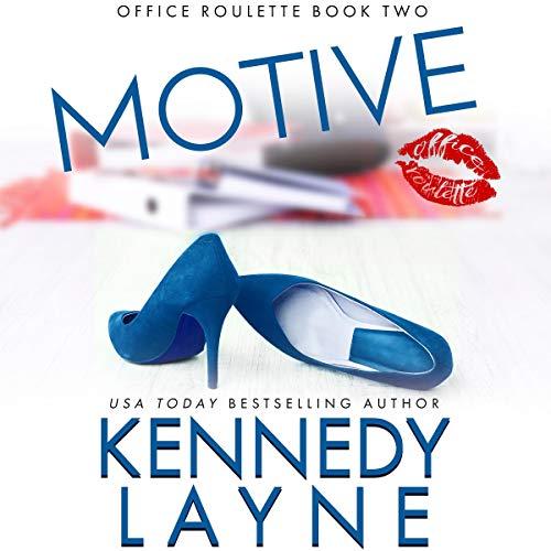 Motive audiobook cover art