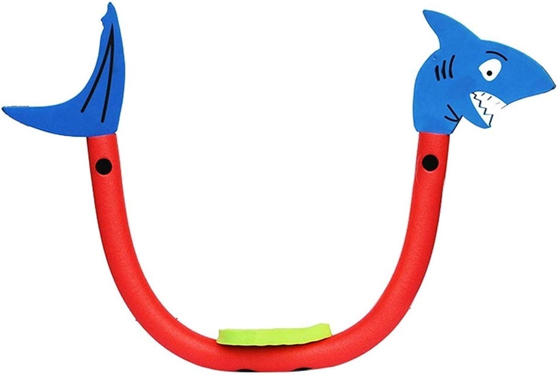 JINBRAND Schwimmender Streifen Schwimmsitz, Schwimmpose Schwimmen Lernen Sommer- Kind Tier Schwamm