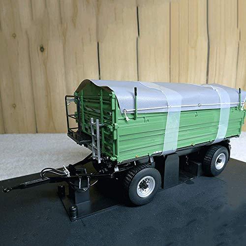 WANGCH 1:32 Accesorios de vehículos agrícolas y de vehículos agrícolas Cubo de transporte de patata Simulación de alta precisión Modelo de automóvil Colección Juguetes de cumpleaños y regalos de Navid
