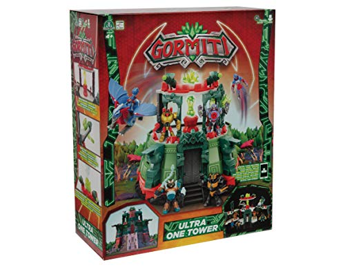 Giochi Preziosi Gormiti, Serie 2, Playset Ultra Tower versione Meka-Evolution