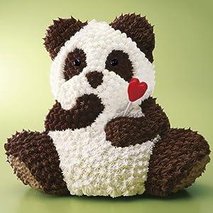 マイルストーン 立体デコレーションケーキ「パンダ」