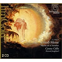 Bach, J.S.: Mass in B minor by Cantus Colln (2011-06-14)