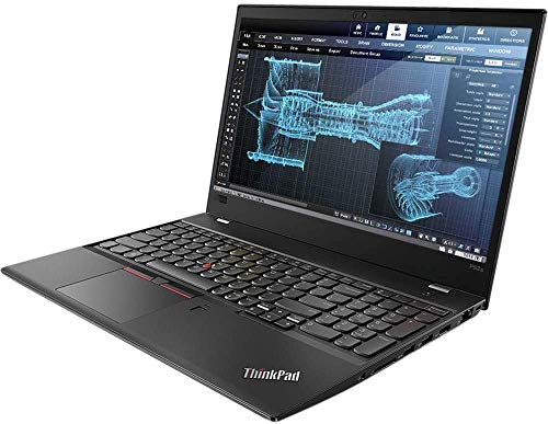 Lenovo ThinkPad P52s Mobile Workstation Ultrabook Laptop (Intel 8th Gen i7-8550U 4-core, 32GB RAM, 1TB SSD, 15.6' FHD 1920x1080 IPS, Quadro P500, Fingerprint, Backlit Keyboard, Win 10 Pro)