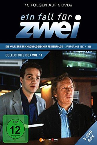 Ein Fall für Zwei - Collector\'s Box 11 [5 DVDs]