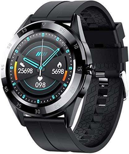 Reloj Inteligente Bluetooth Llamada Deportes Fitness Banda Ritmo Cardíaco Prueba de Presión Arterial Hombres Música Reloj Mujeres Reloj Inteligente