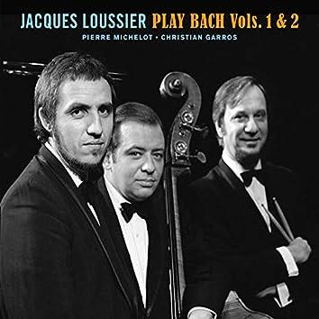 Play Bach Vols. 1 Y 2 (Bonus Track Version)