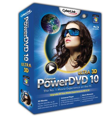 CyberLink Power DVD 10 Ultra 3D (PC)