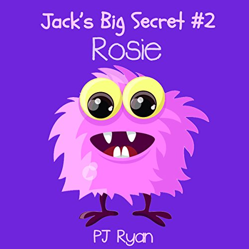 Rosie: Jack's Big Secret #2 audiobook cover art