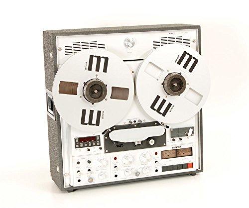 Revox PR-99 MK II Tonbandgerät mit Koffer und Monitor