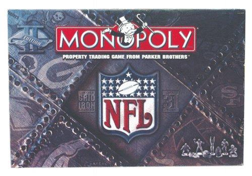 Monopoly NFL 1999 Edition [englischsprachige Version]
