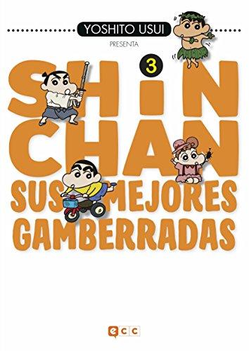 Shin Chan: Sus mejores gamberradas núm. 03 (de 6)