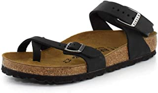 Yara Limited Edition Sandal - Women's Black Oiled Leather, 42.0