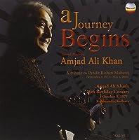 Vol. 2-a Journey Begins-a Tribute to Kishan Mahara