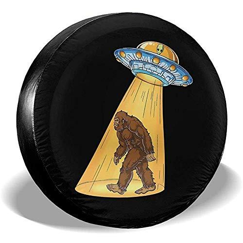 Zseeda Bigfoot OVNI Abducción Cubierta Rueda neumático
