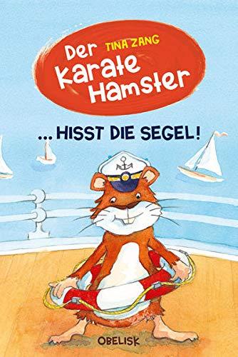 Der Karatehamster hisst die Segel