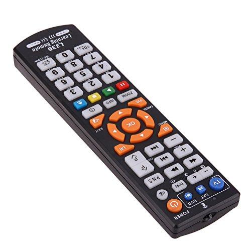 YOUn L336 ユニバーサル TVリモコン ワイヤレス インテリジェント コントローラ テレビリモコン CBL DVD 対応 学習 リモコン
