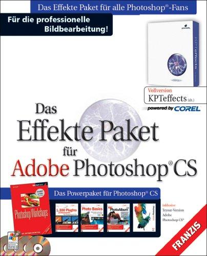 Das Effekte Paket für Adobe Photoshop CS