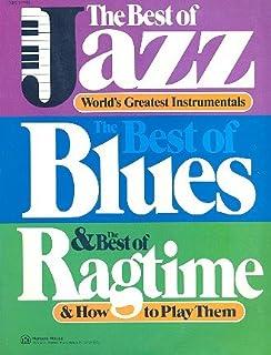 The Best of Jazz, Blues and Ragtime: - Piano con símbolos de acordes