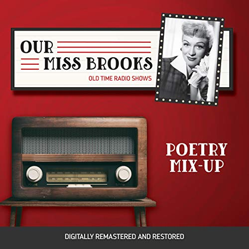 Our Miss Brooks: Poetry Mix-Up cover art