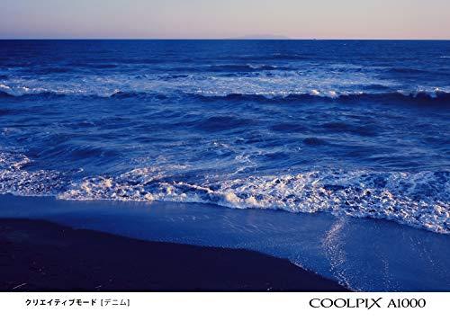 ニコン『COOLPIX(クールピクス)A1000』