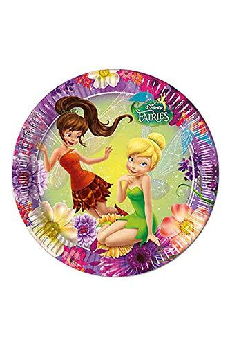 Procos- Plato 23 cm Trilli Fairies, multicolor, 5PR85242