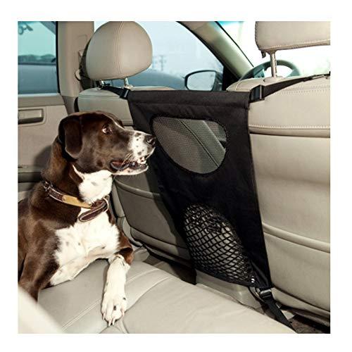 120 X 70 Cm Facile da Installa per Auto Pet Barrier Ostacolo per La Sicurezza del Cane per Veicolo Cane da Viaggio Backseat Barrier