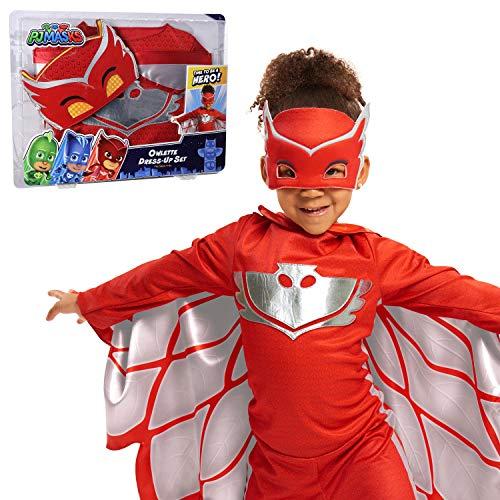 PJ Masks Turbo Blast Owlette Dress Up Set, by Just Play