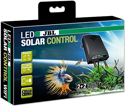 JBL LED SOLAR CONTROL 6191800, Kontrollgerät für JBL LED-Solarleuchten, Per kostenloser App steuerbar, 5 Programme