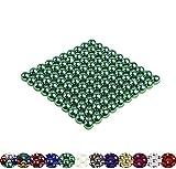 LaoSiJi Muchos Modelos: 100 magnético Bolas 5 mm para Pizarra, Pizarra magnética, frigorífico