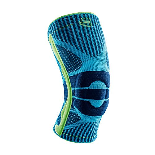 Bauerfeind Sports Knee Support - Knee Brace for Athletes with Medical Grade Compression -...