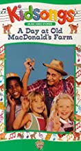 Kidsongs: A Day At Old MacDonald's Farm VHS
